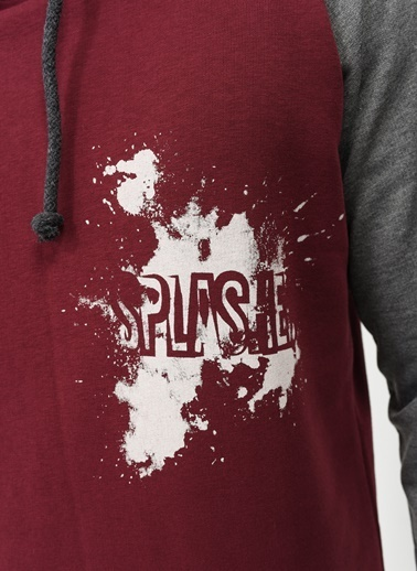 Kapüşonlu Sweatshirt-People By Fabrika